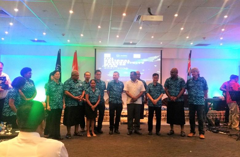 Fiji National Productivity Master Plan