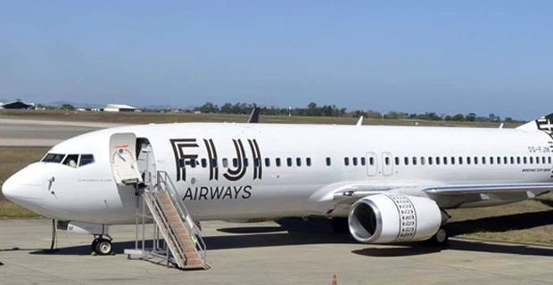 Fiji Airways flight from Auckland was cancelled due to a mechanical issue