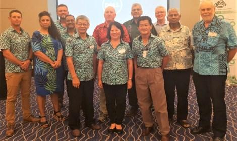 FHTA Board of Directors 2019 – 2020