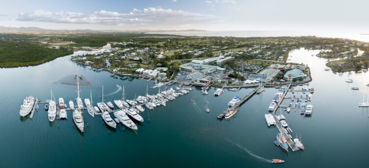 Port Denarau Marina is Leadership Fiji's First Tourism Industry Partner