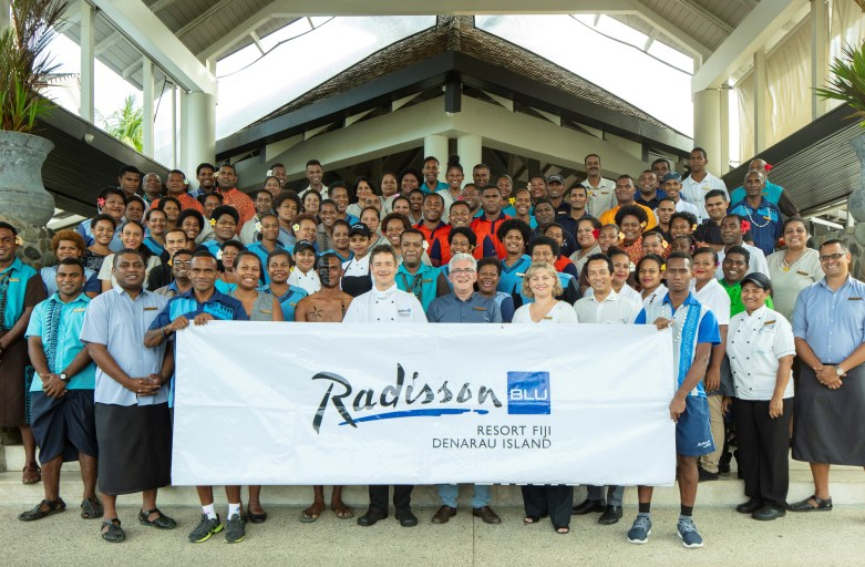 Radisson Blu Resort Fiji, Denarau Island recognized by TripAdvisor for five years of Continuous Excellence