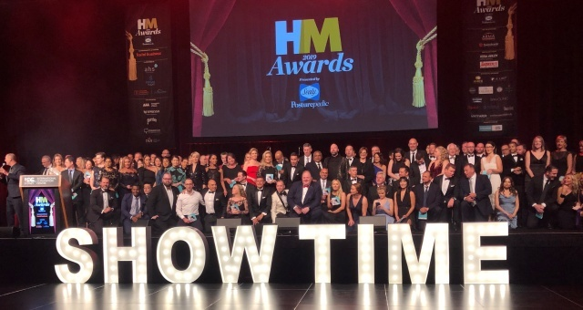 Winners named at 2019 HM Awards amid record attendance