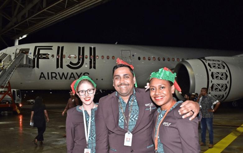 'Island of Vanua Levu' arrives home