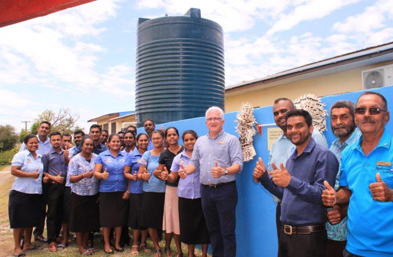 Radisson Blu Resort Fiji, Denarau Island Spread the Christmas Cheer
