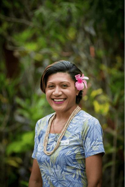 Filomena Merelesita - Namale Resort & Spa/image: Supplied