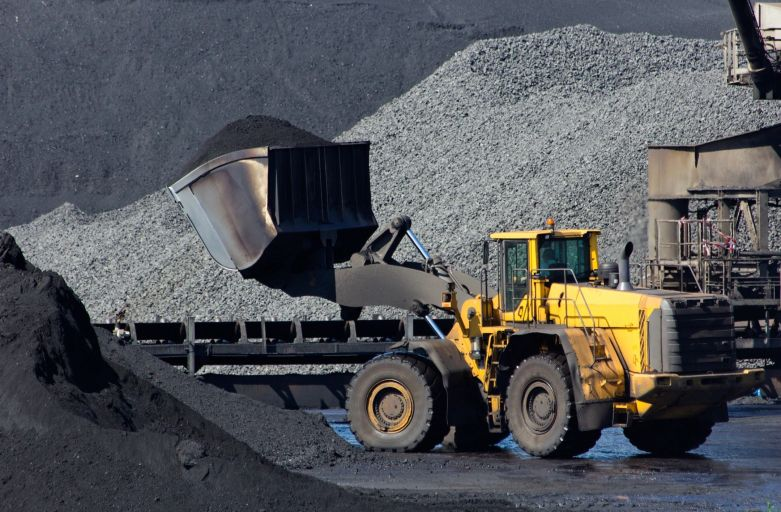 Food sources 'affected' by mining