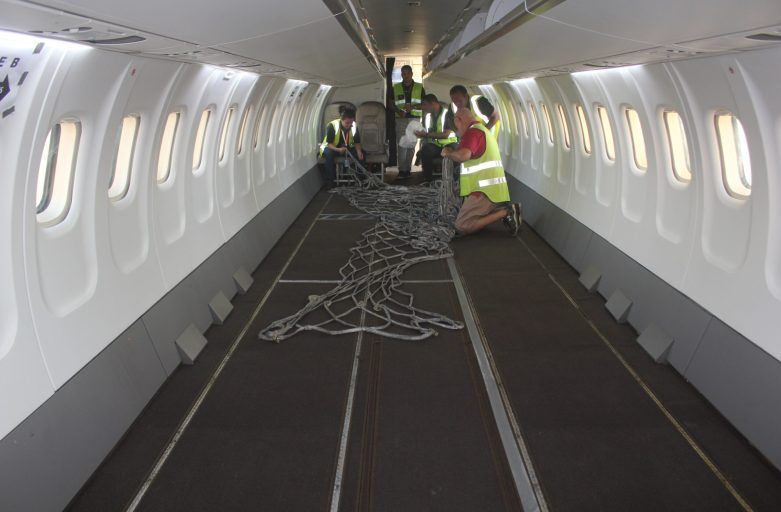 Fiji Airways Converts ATR 72-600 for Regional Freight Operations