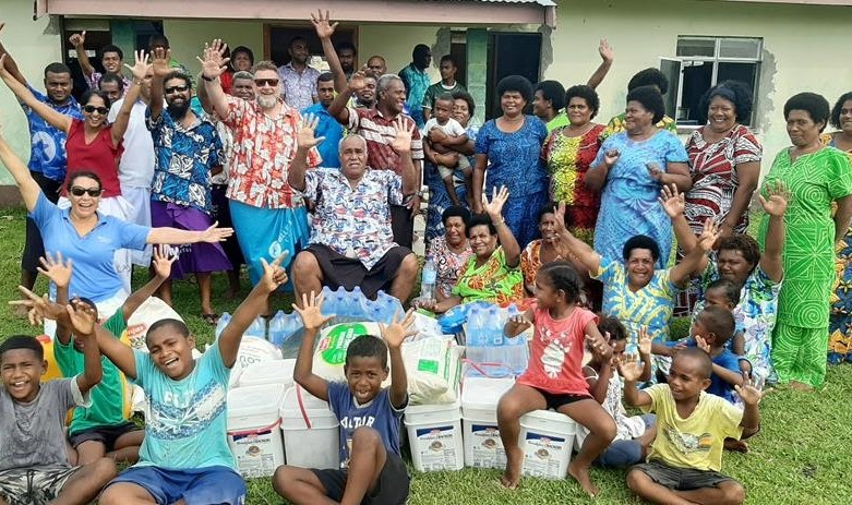 Relief provided to Yasawa and Mamanuca Island villages