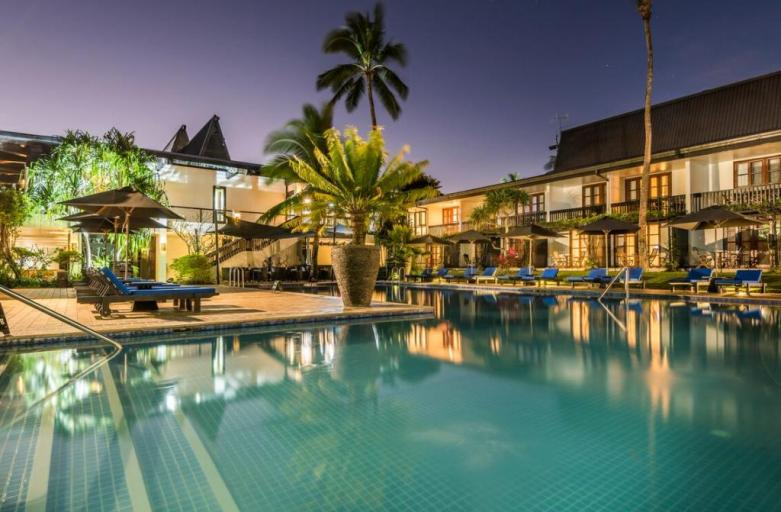 Warwick Fiji and The Naviti Resort Wins 2021 Tripadvisor Travelers' Choice Award for top 10% on Tripadvisor