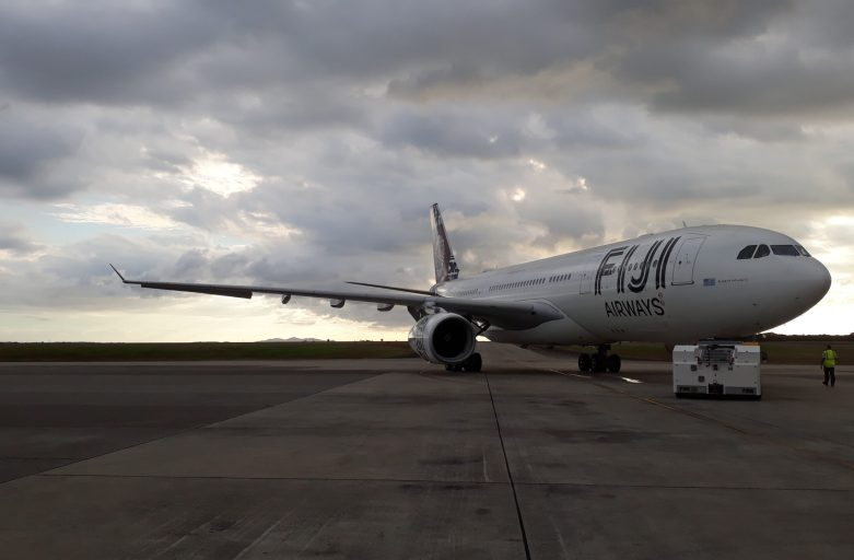 Fiji Airways Returns Two Short Term Lease A330-200s