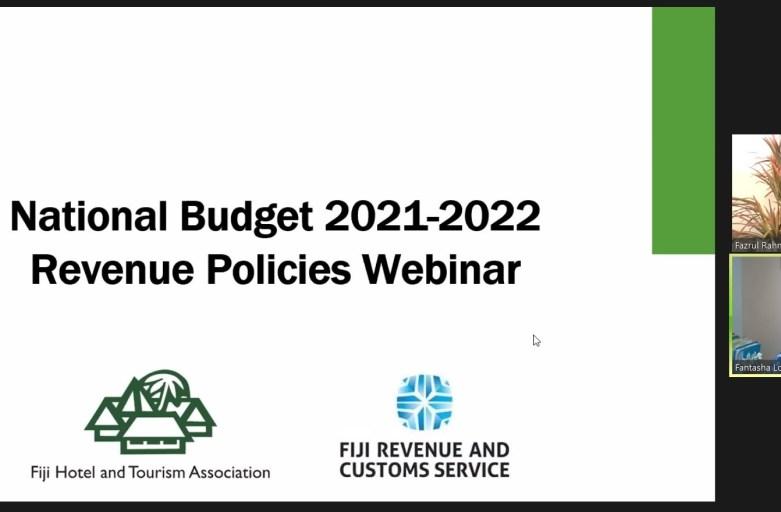 FHTA Hosts Tourism Webinar on National Budget 2021/2022