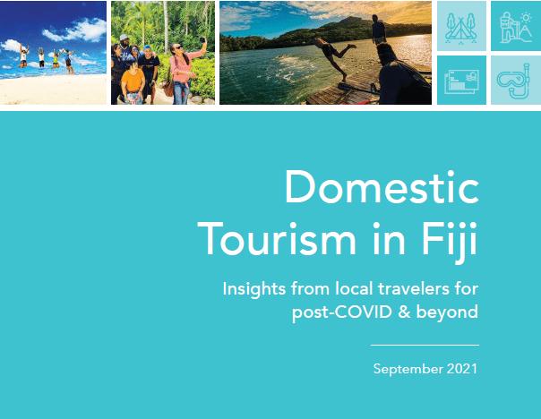 FHTA and Australia's MDF launch Fiji's First Domestic Tourism Demand Study