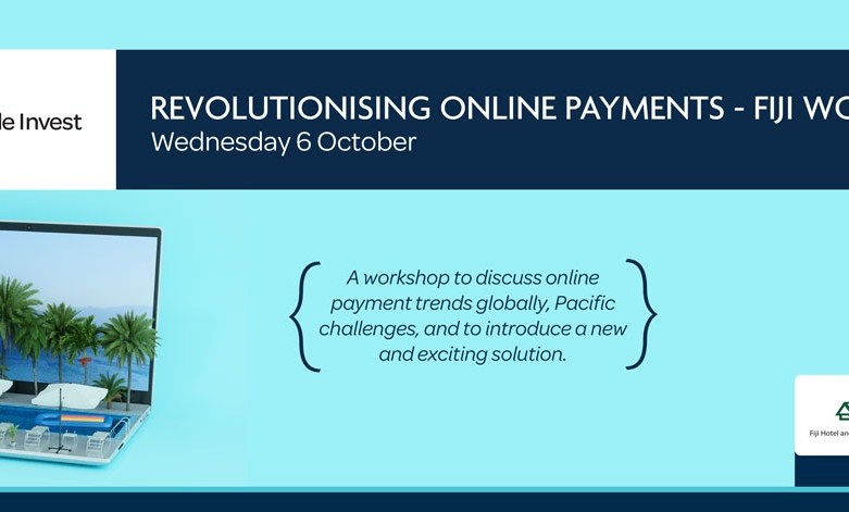 New payment solution set to revolutionise online payments for Pacific Hoteliers and Accommodation Providers