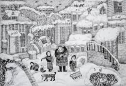 Victoria Matvievich, Soligorsk, Białoruś