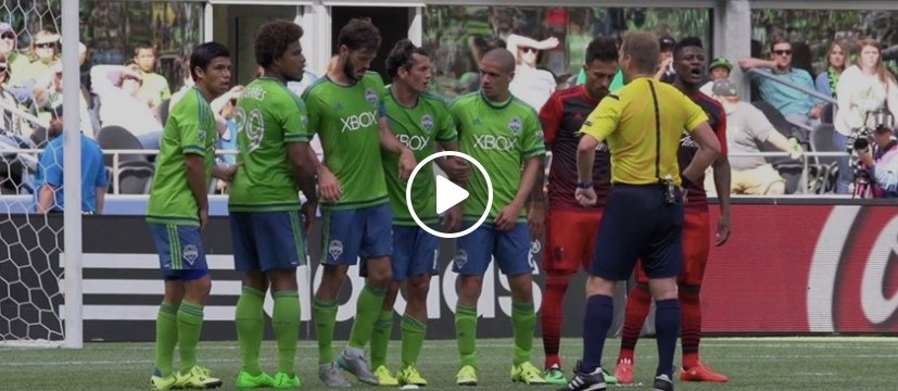 A Feel For The Game: MLS Referees | FOX Soccer