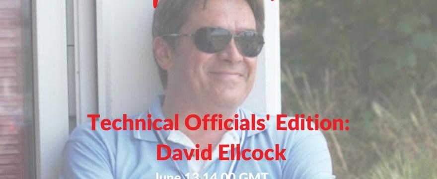#UmpireAtHome Ep. 17 with David Ellcock
