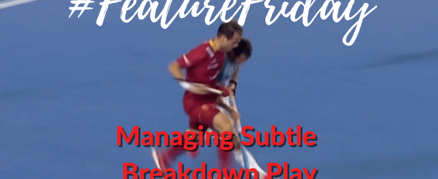 management breakdown fouls cards hockey rules