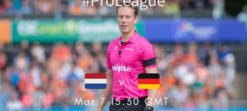 2021 Pro League | M75 NEDvGER | #WeekendWatchParty