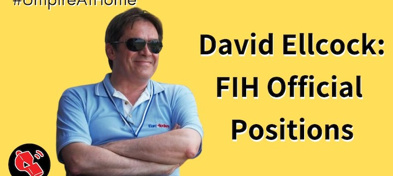 FIH Official Positions