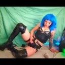 Latex Femdom with Strapon PMV compilation webcam xxarxx