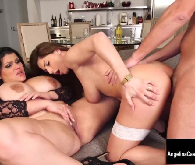 Cuban Italian Pornstar Threesome With Angelina Castro Free Porn Videos Youporn