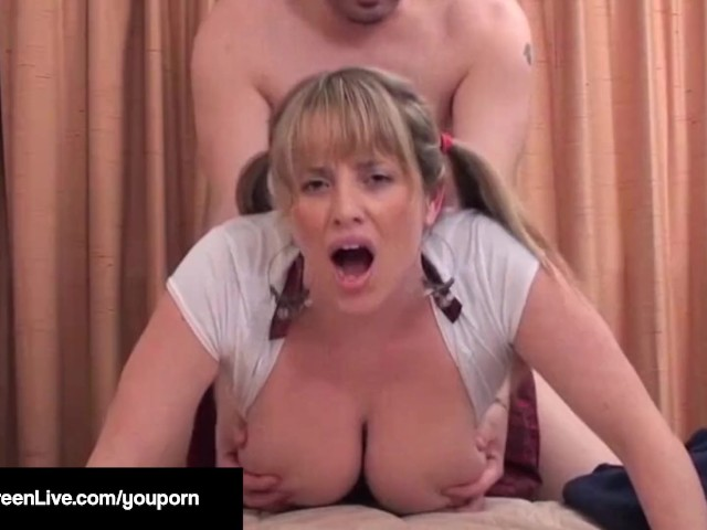 Maggie Green Says See Me Get A Hot Load Of Cum On My Tits Free Porn Videos Youporn