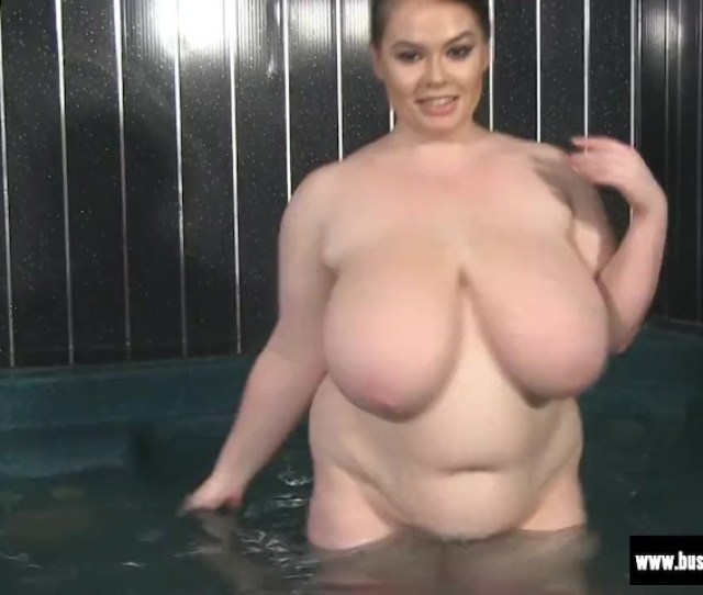 Big Tits British Bbw Gina G Having Fun In Hot Tub Free Porn Videos Youporn