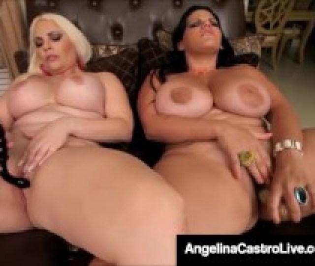 Cuban Bbw Angelina Castro Bedelli Buttland Bang Wet Cunts