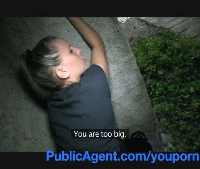 Publicagent Real Amatuer Girls Taken From Behind Free Porn Videos Youporn