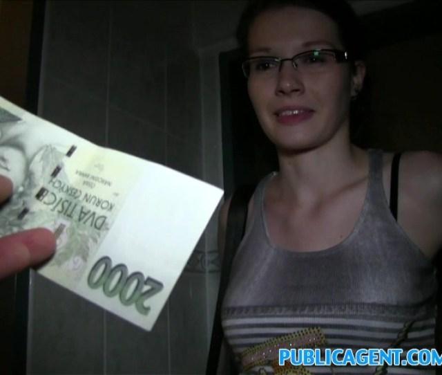 Publicagent Hot Glasses Babe Fucks In Public Bathroom Free Porn Videos Youporn