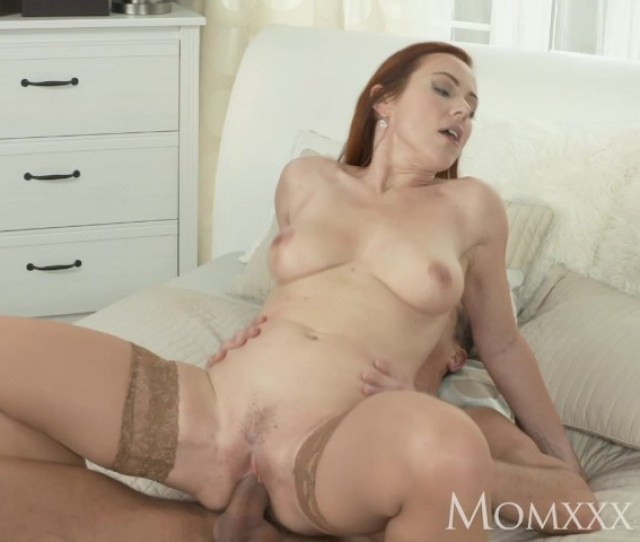 Mom Naughty Redhead Milf In Stockings Has The Fuck Of Her Life Free Porn Videos Youporn