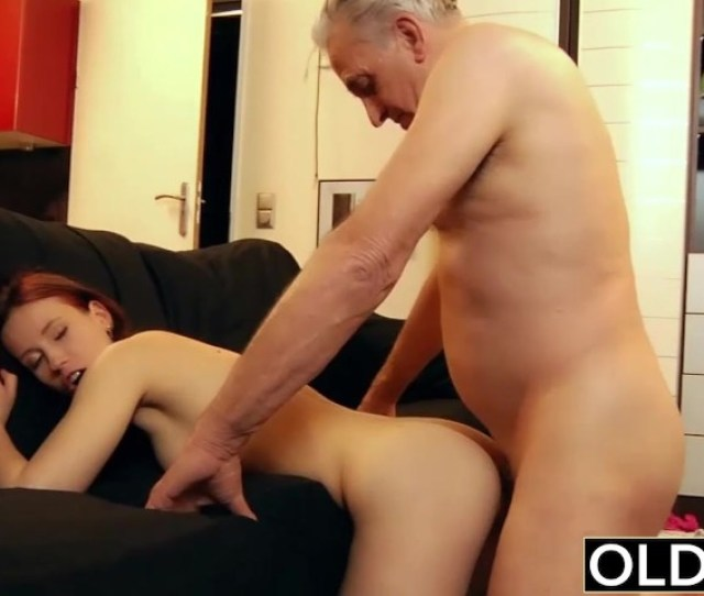 Young Slut Hard Fucked By Old Horny Man He Fucks Her Pussy And Licks Clit Free Porn Videos Youporn