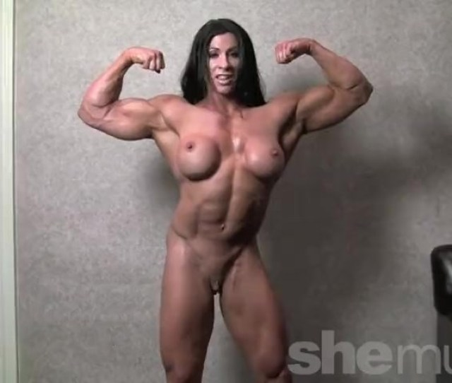 Nude Woman Bodybuilder Angela Salvagno Naked Free Porn Videos Youporn