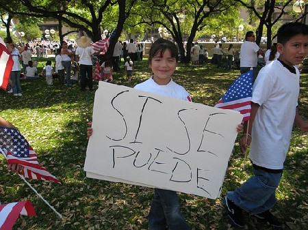 ¡Si Se Puede! by Corazon Girl/Flickr