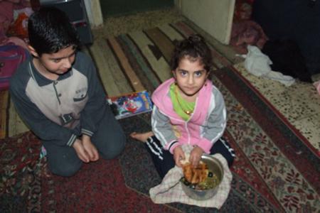 Iraqi refugees. (Photo: Chaldean Federation of America)