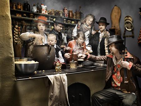 The Warsaw Village Band - Photos: Kayax
