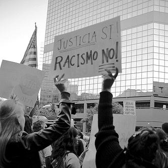 Protest Against SB 1070 - Photo: rjosef/Flickr