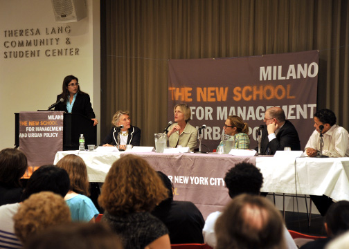 Panelists at the Third Annual Bill Green Forum - Photo: Marty Heitner
