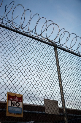 Broadview Detention Center - Photo: Carrie Sloan