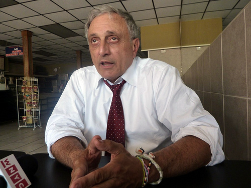 Carl Paladino, Republican nominee for governor in New York - Photo: Azi Paybarah