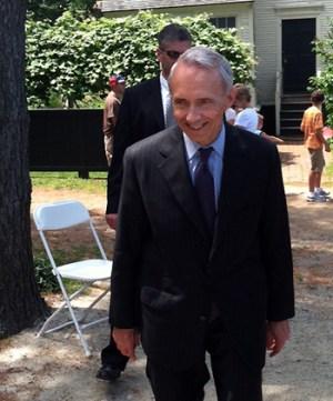 Former Supreme Court Justice Souter