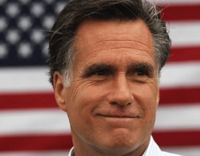 GOP candidate Mitt Romney