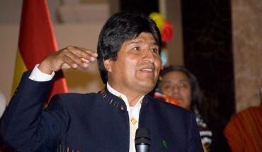 Evo Morales - Photo: Sebastian Baryli/flickr