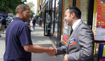 Moya won over voters in the 39th NY Assembly district - Photo: Catalina Jaramillo