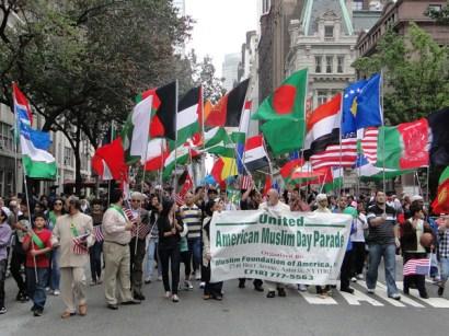 The Muslim Day Parade in New York City - Photo: Mohsin Zaheer