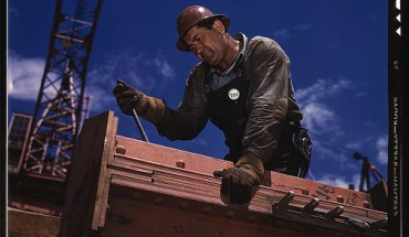 Construction Worker - Image: Library of Congress