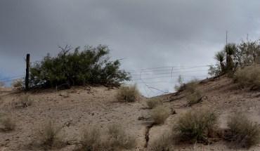 The US Mexico Border