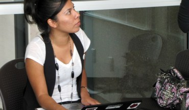 """Viridiana Hernández """"came out"""" as undocumented after SB 1070"""