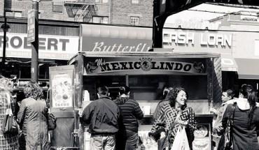 Jackson Heights taco stand