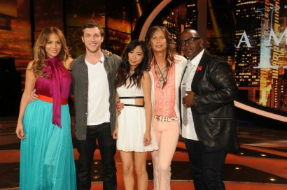 Philip and Jessica with judges
